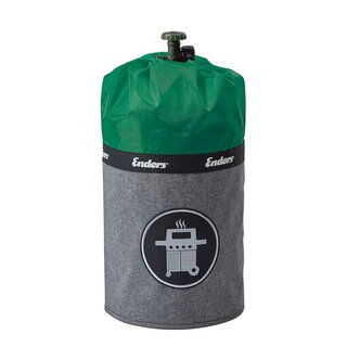 Enders 5 kg Gasflaschenhülle STYLE green