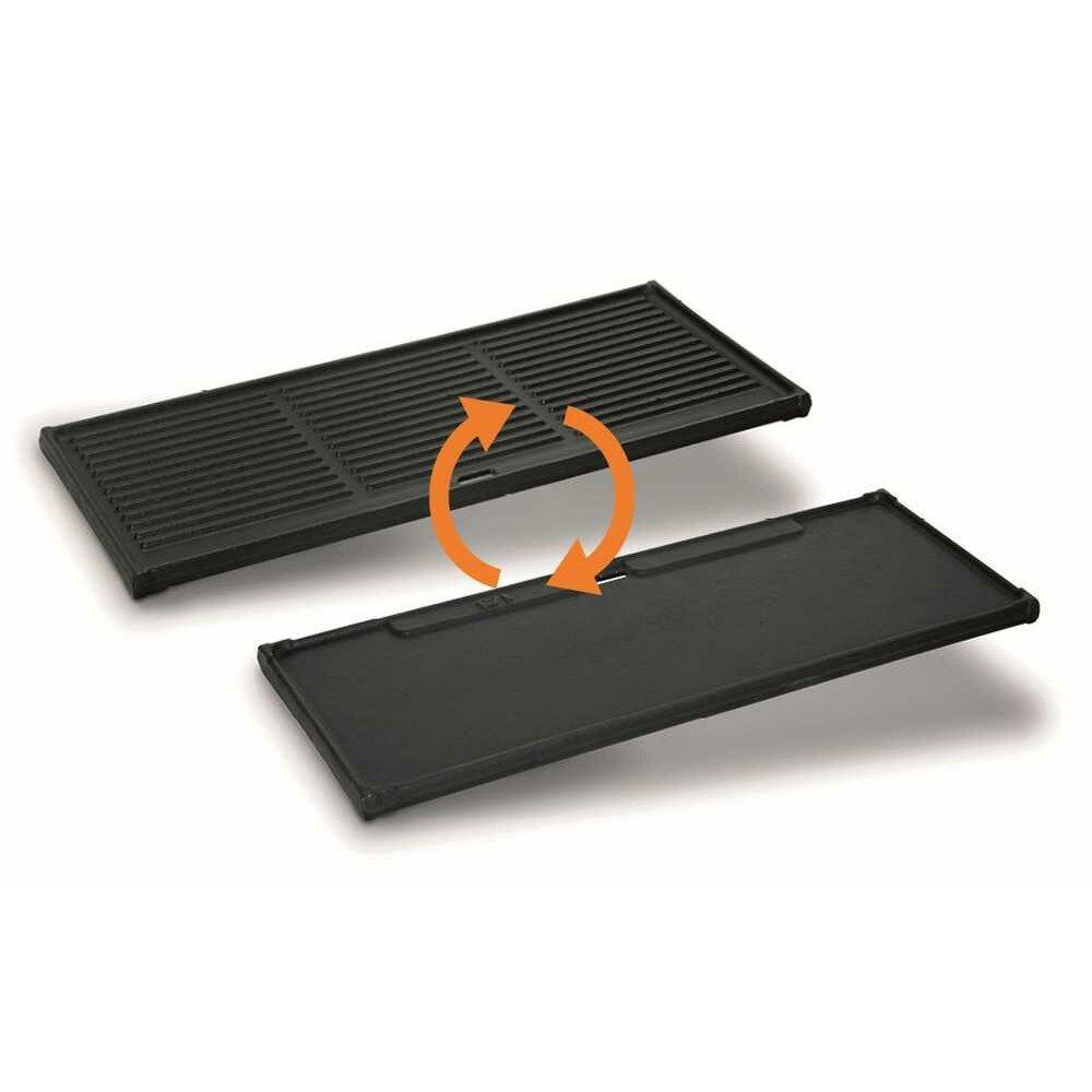 enders gusswendeplatte 1 3 f r gasgrill kansas 3. Black Bedroom Furniture Sets. Home Design Ideas