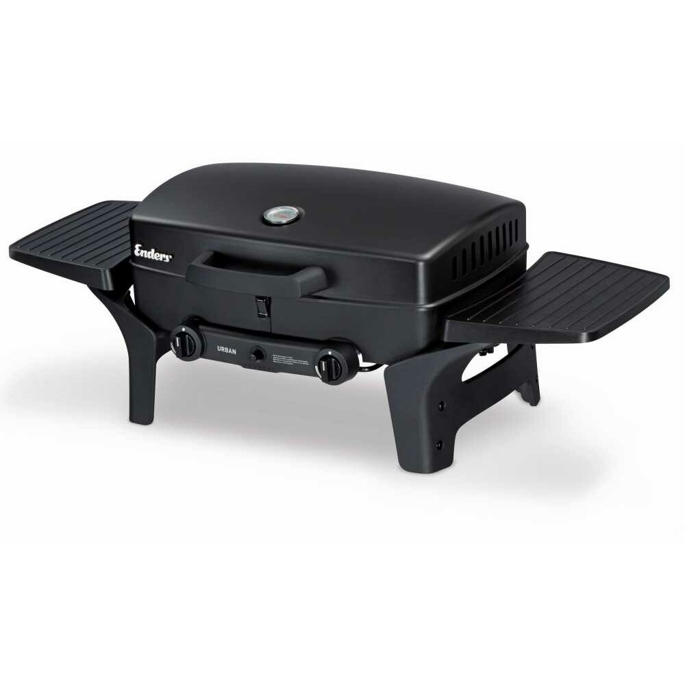 urban tischgrill enders gasgrill 2095 mit thermometer. Black Bedroom Furniture Sets. Home Design Ideas